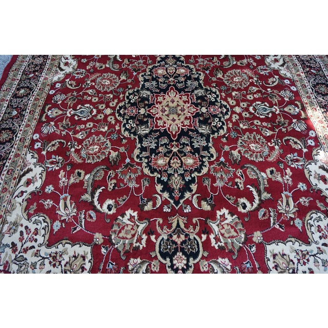 Persian Synthetic Rug - 9' x 12' - Image 4 of 4