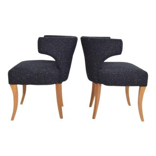 Side Chairs by Dunbar - A Pair For Sale