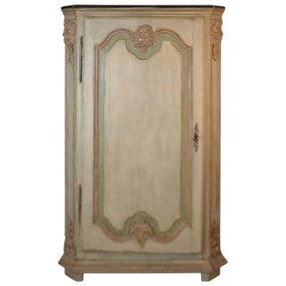 Regence Corner Cabinet For Sale