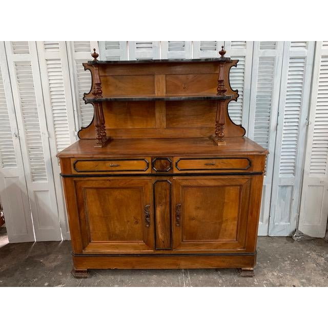 19th Century French Country Buffet For Sale - Image 9 of 9