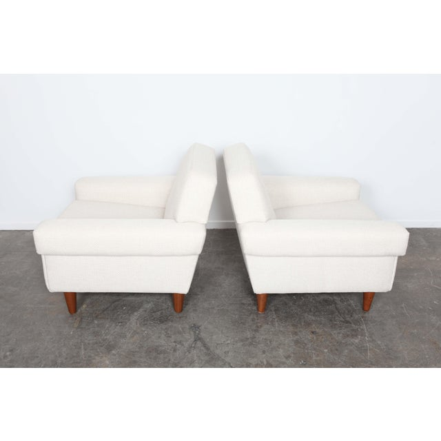 Ire Mobel Swedish Mid-Century Lounge Chairs - A Pair - Image 4 of 6