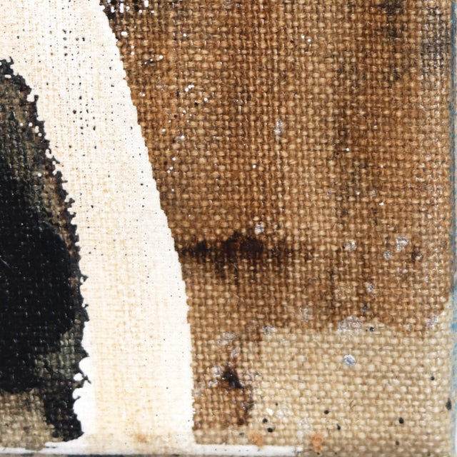 2010s ''Voluptuous Panic'' Contemporary Mixed-Media Painting by Carl Smith For Sale - Image 5 of 9