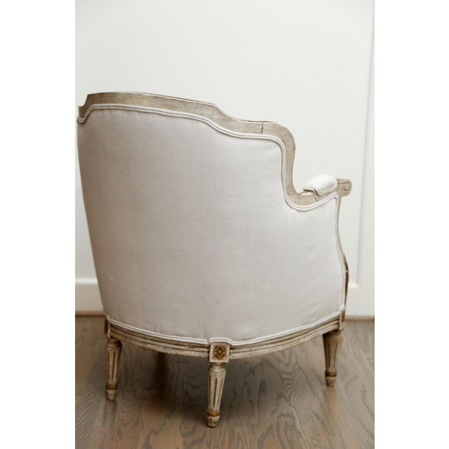 Pair of French Bergères For Sale In Houston - Image 6 of 10
