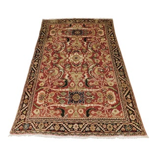 Antique Persian Mahal Rug For Sale