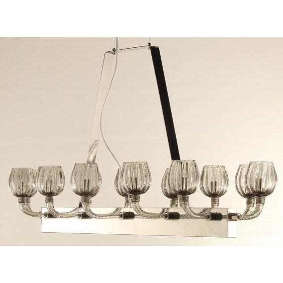 Fabio Ltd Ferrara Chandelier by Fabio Ltd For Sale - Image 4 of 8