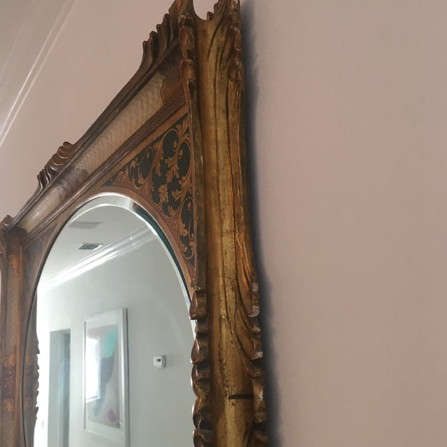 Vintage Ornate Mirror - Image 7 of 7