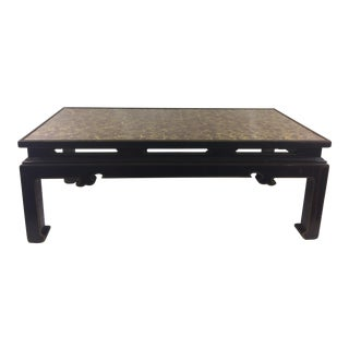 1920's Chinese Coffee Table