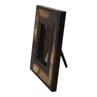 Hollywood Regency Bull Horn Picture Frame For Sale