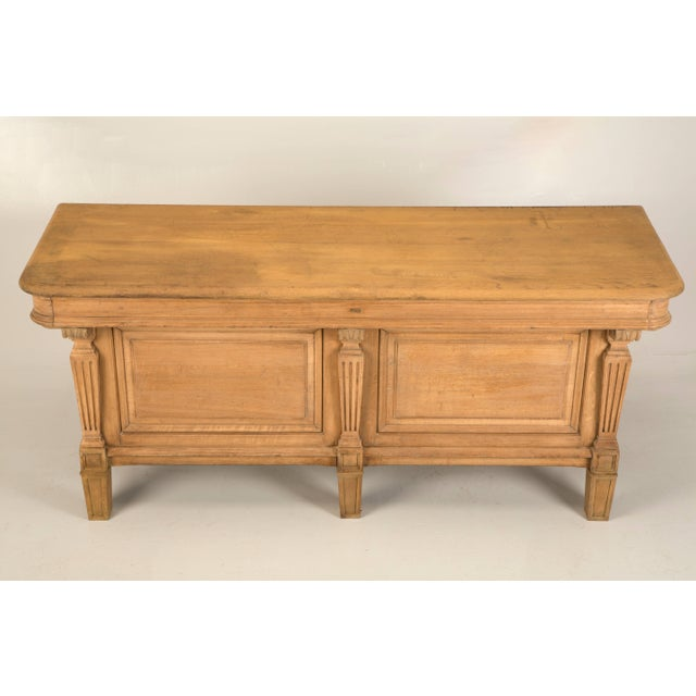 Antique French Kitchen Island or Store Fitting From the Early 1900s For Sale - Image 10 of 10
