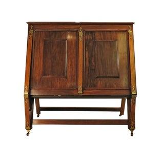 19th Century English Victorian Folio Stand For Sale