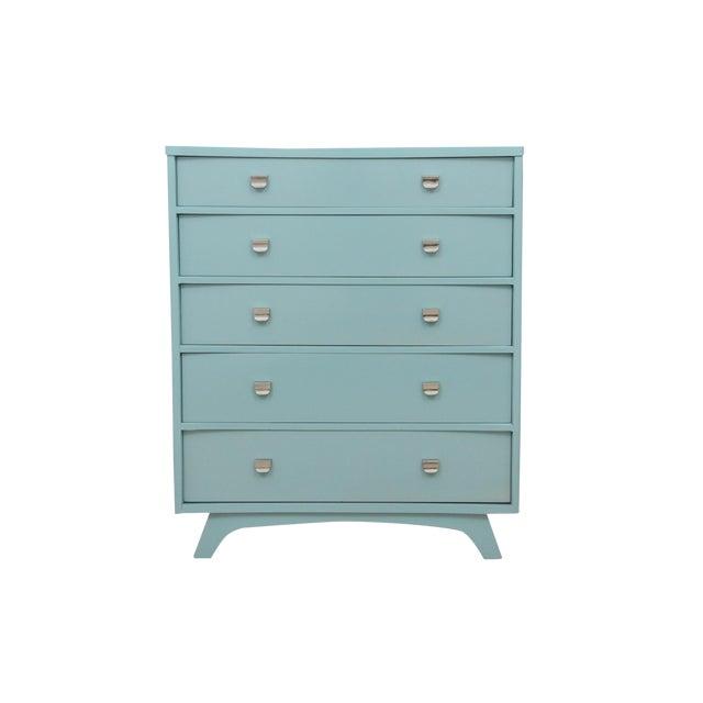 Midcentury Upright Dresser - Image 1 of 7