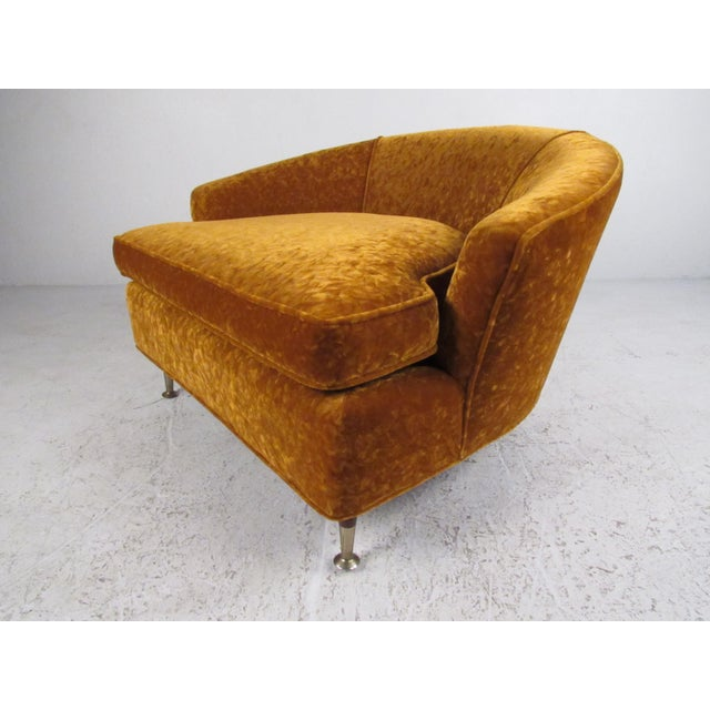 Adrian Pearsall Lounge Chair for Craft Associates For Sale - Image 11 of 11