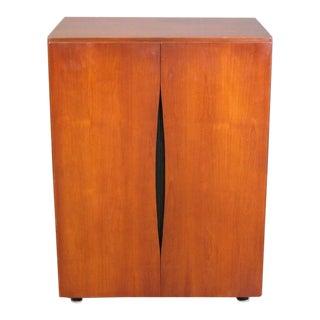 2 Door Cabinet by Vladimir Kagan for Grosfeld House For Sale