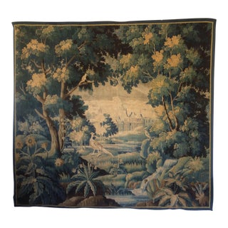 Flemish Landscape Tapestry, 1600 For Sale