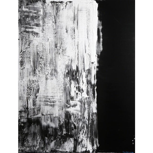 Black and White Abstract For Sale