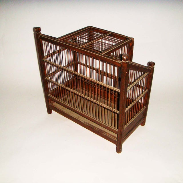 19th Century Belgian Bird Cage - Image 5 of 5