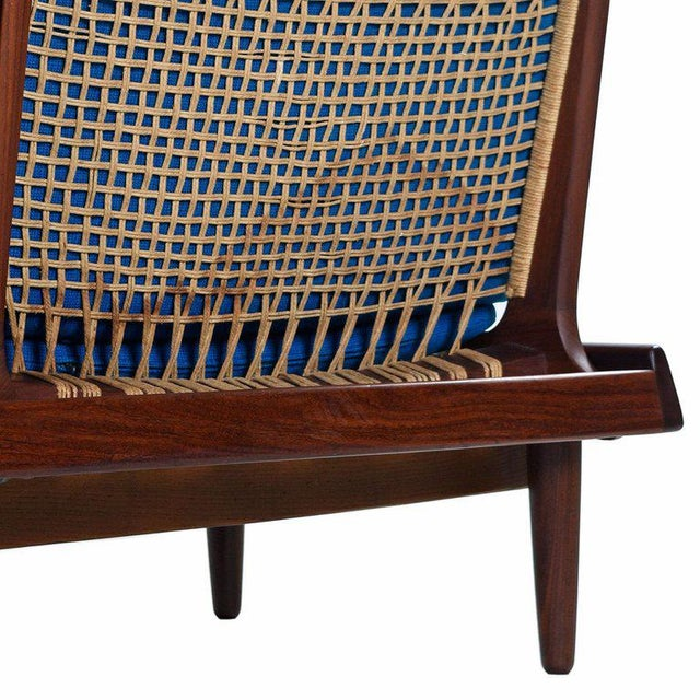 Hans Olsen Tv 161 for Bramin Mobler Modular Rope Seating & End Table Sofa Set For Sale - Image 11 of 12