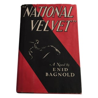 National Velvet Enid Bagnold Classic Horse Tale For Sale