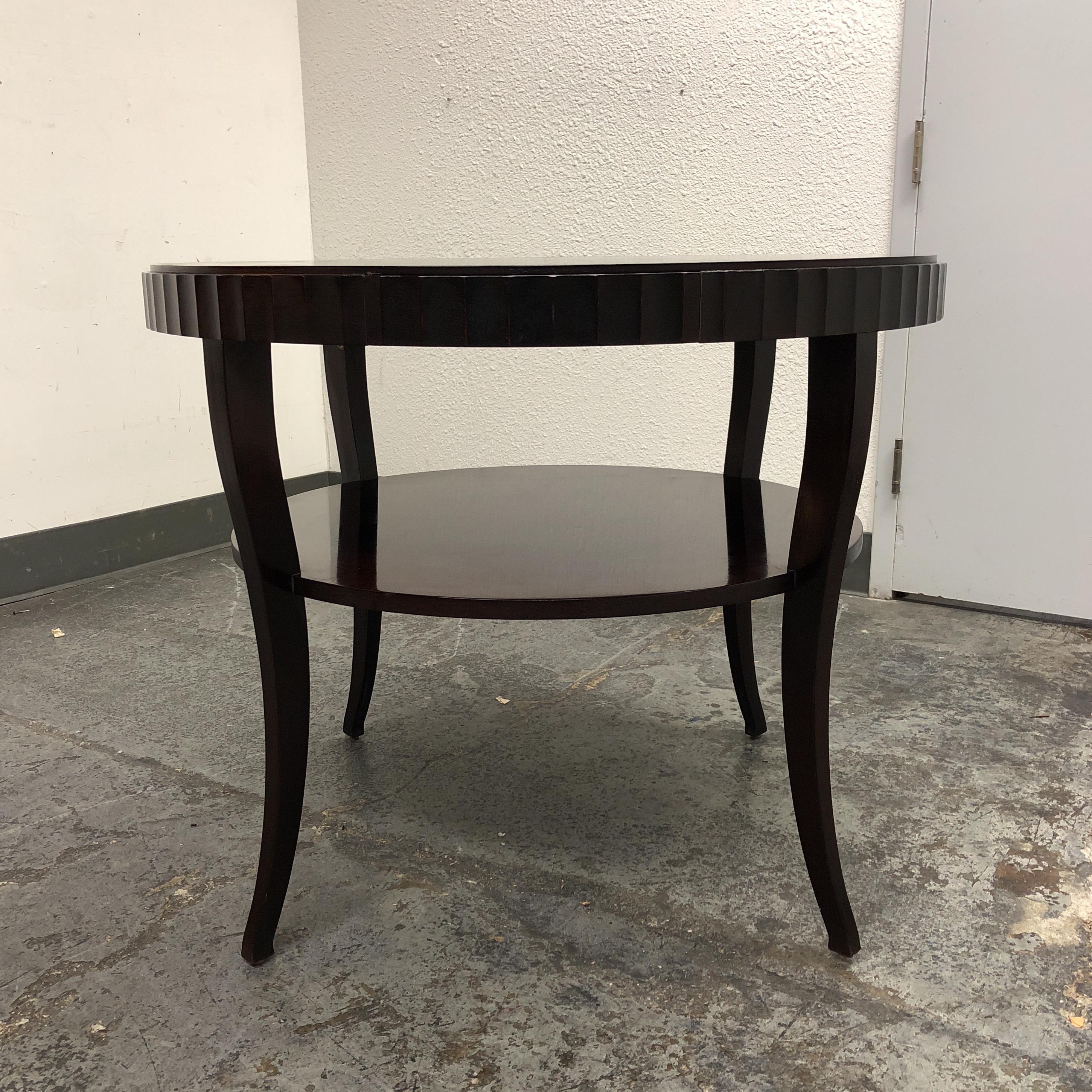 barbara barry furniture. Baker Furniture Barbara Barry Side/Entry Table - Image 8 Of O