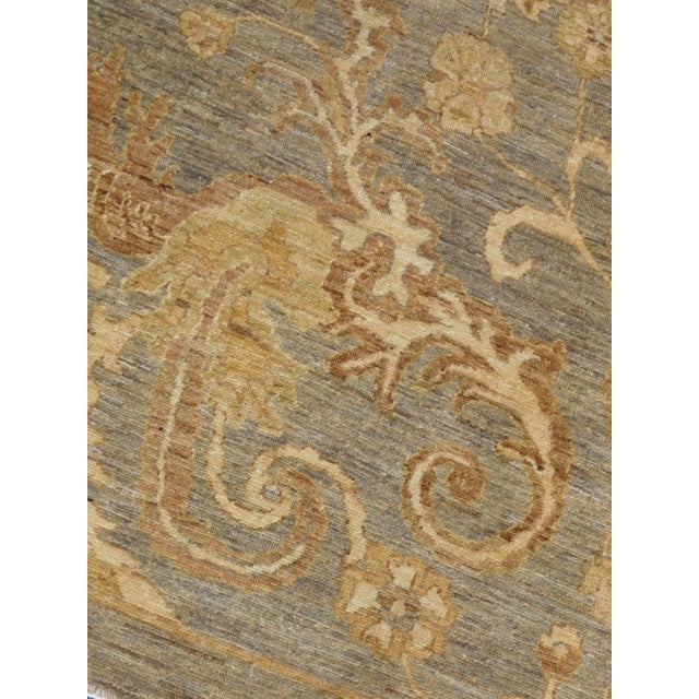 """Hand-Knotted Pakistan Rug - 3'5"""" x 4'10"""" - Image 7 of 10"""