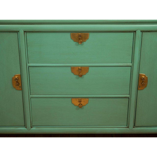 Thomasville Turquoise Chest - Image 2 of 11