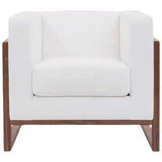 Minimalist Asa Pingree Gitana Club Chair For Sale