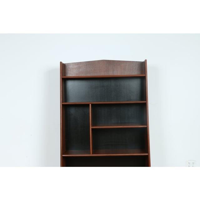 Vintage Asymmetrical Bookshelf - Image 5 of 9