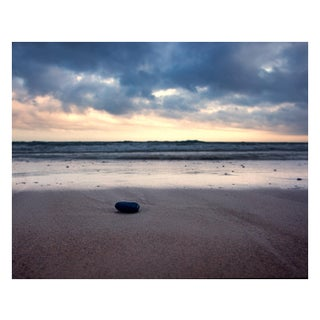 """""""Beach Pebble"""" Contemporary Photograph by John Manno For Sale"""