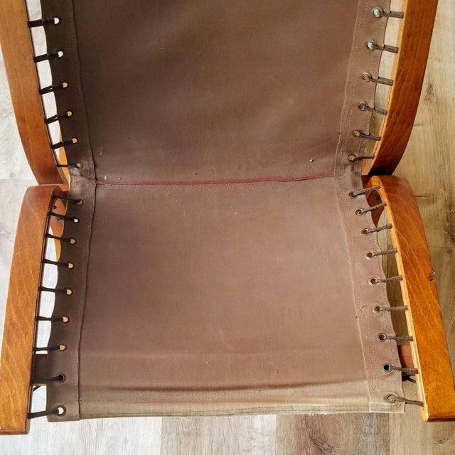 """1970s Ingmar Relling Newly Upholstered """"Seista"""" Chairs - a Pair For Sale - Image 11 of 13"""