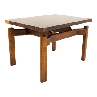 Jens Risom Style Mid Century Side End Table For Sale