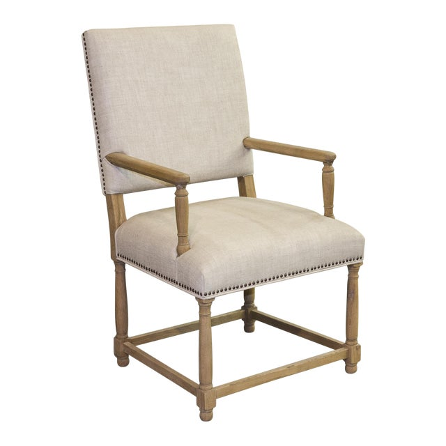 Restoration Hardware Empire Parson Chair - a Pair - Image 1 of 3