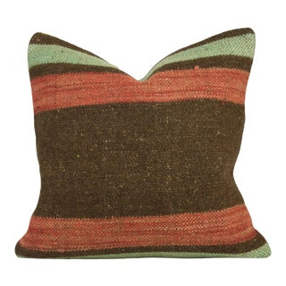 Turkish Kilim Pillow Cover For Sale