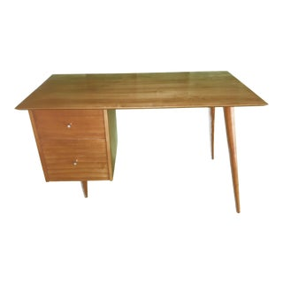 1950's Mid-Century Modern Paul McCobb Planner Group by Winchendon Desk For Sale