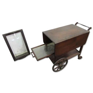 Antique Serving Cart Preview