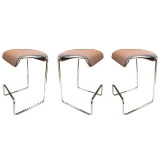 Three Bar Stools by Design Institute of America
