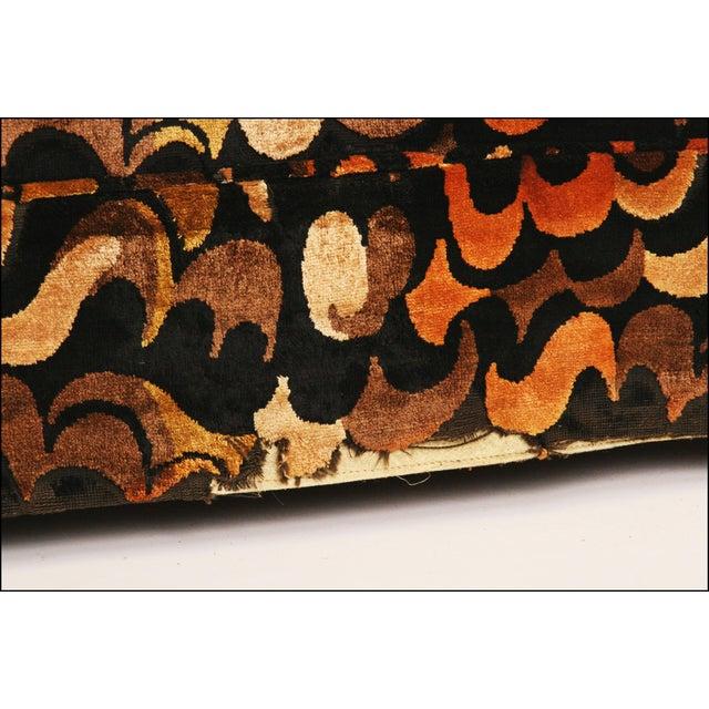 Mid-Centuryack Lenor Larsen Upholstered Loveseat - Image 9 of 11