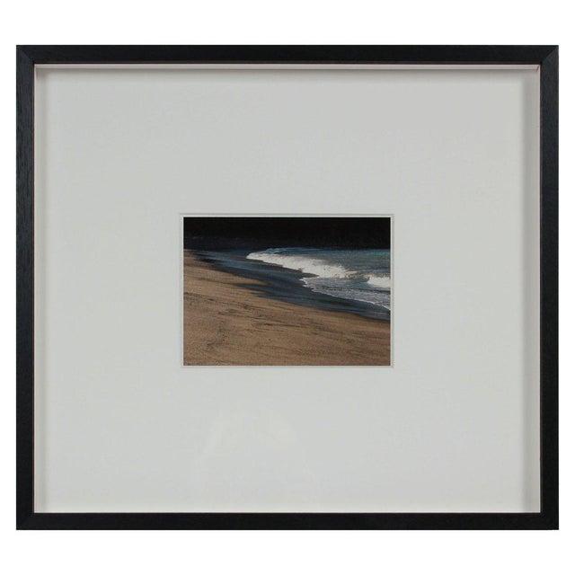 "Gaetan Caron ""Navarro-By-The-Sea (3)"" Mendocino, California For Sale - Image 4 of 4"