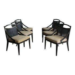Drexel Regency Dining Chairs, Set of 6 For Sale