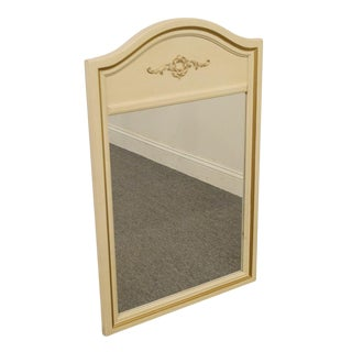 Late 20th Century Vintage Henry Link French Mirror For Sale