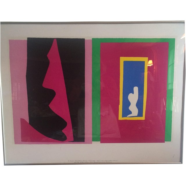 Matisse Destiny 1943 Framed Poster - Image 1 of 3