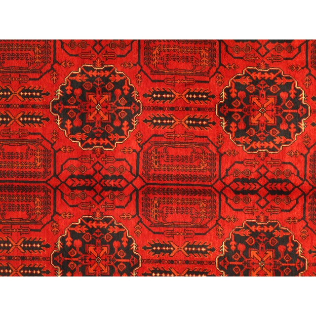 Hand-Spun Wool Rug. It is 100% lamb's wool pile on a Wool foundation All natural Dyed. This rug is handmade from...