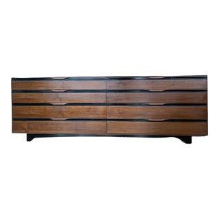Mid 20th Century Walnut Dresser by John Kapel for Glenn of California For Sale