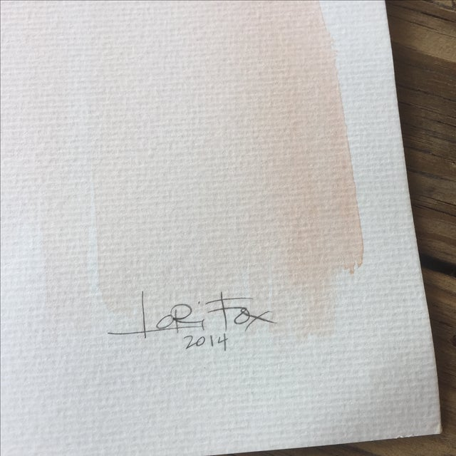 Watercolor Wash Painting - Image 4 of 7