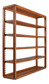 Image of Mid-Century Modern Bookcases and Étagères