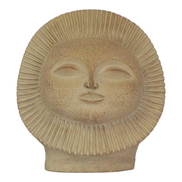 "Paul Bellardo's ""Signature"" Sunburst Sculpture For Sale"