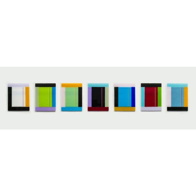 Amy Cushing, Memphis Color Studies, Uk, 2016 For Sale - Image 9 of 9