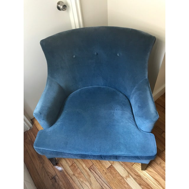 Mitchell Gold + Bob Williams Club Chair - Image 3 of 9