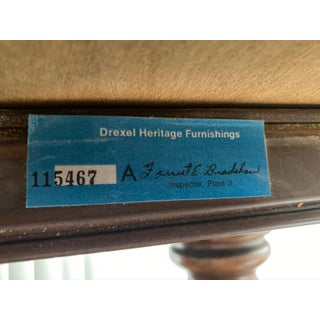 1970s French Provincial Drexel Dining Room Table Preview