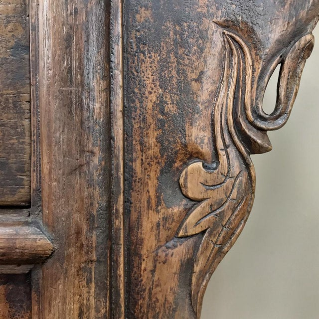 Wood 19th Century Chinese Console ~ Cabinet For Sale - Image 7 of 13
