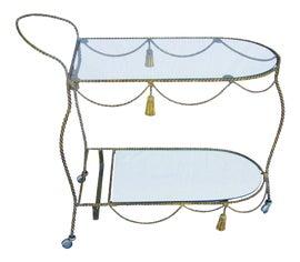 Image of Kitchenette Tea Tables